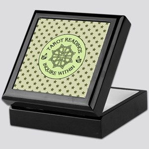 TAROT READER Keepsake Box