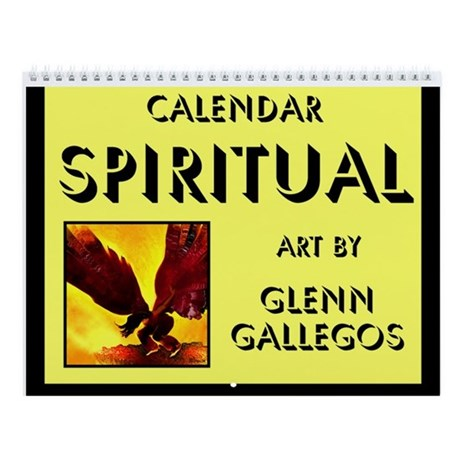SPIRITUAL - Wall Calendar