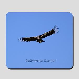 California Condor Mousepad