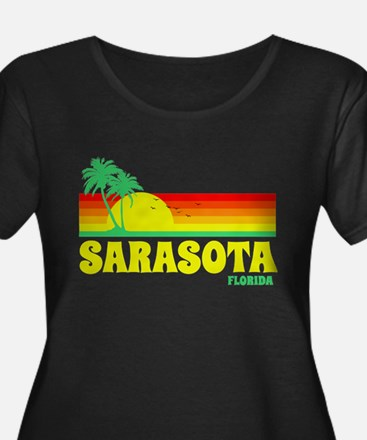 Sarasota Florida Plus Size T-Shirt