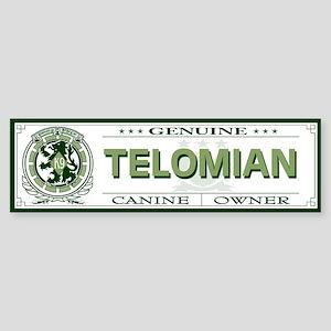 TELOMIAN Bumper Sticker