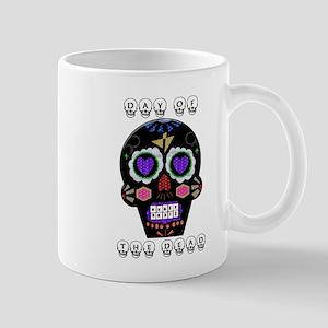 Day Of The Dead - Skulls Mugs