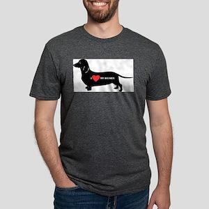 dachshund, I love my weiner T-Shirt