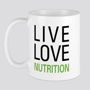 Live Love Nutrition Mug