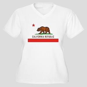 CAFLAG Plus Size T-Shirt