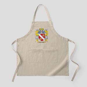 Denison Coat of Arms - Family Crest Light Apron