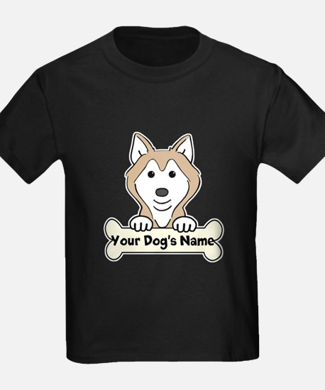 Personalized Husky T