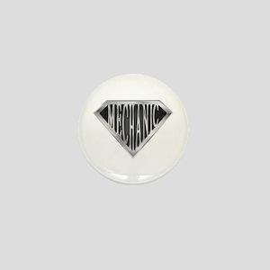 SuperMechanic(metal) Mini Button