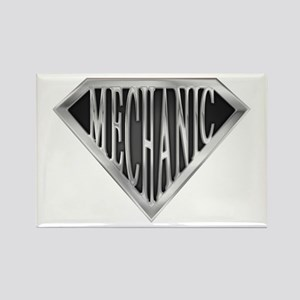 SuperMechanic(metal) Rectangle Magnet