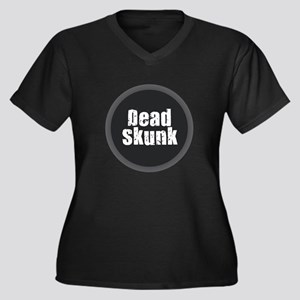 Dead Skunk Plus Size T-Shirt