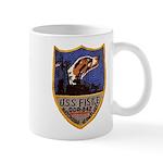 USS FISKE Mug