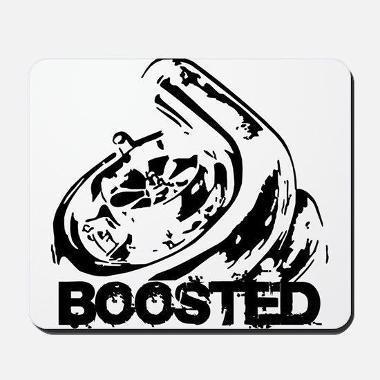 Boosted Mousepad