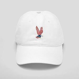 Patriotic Eagle Cap