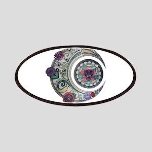 Spiral moon Patch