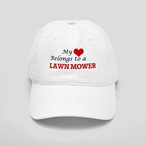 My heart belongs to a Lawn Mower Cap