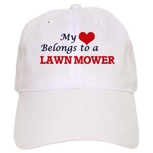 Lawn Mower Hats - CafePress 4ef873f20e8f