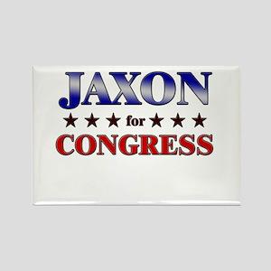 JAXON for congress Rectangle Magnet