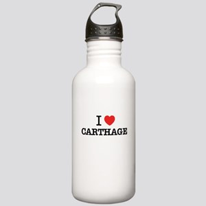 I Love CARTHAGE Stainless Water Bottle 1.0L