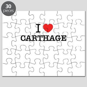 I Love CARTHAGE Puzzle