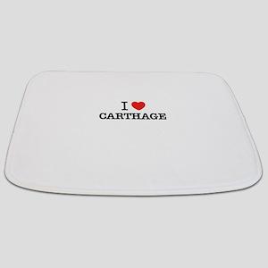 I Love CARTHAGE Bathmat