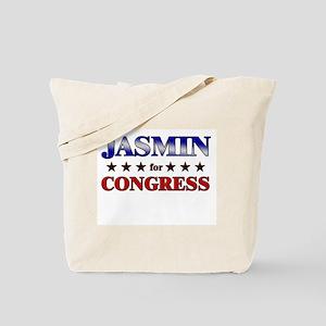 JASMIN for congress Tote Bag