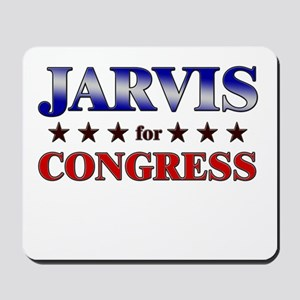 JARVIS for congress Mousepad