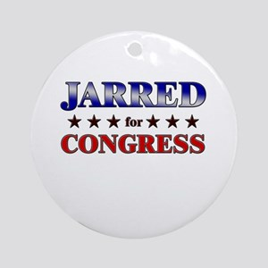 JARRED for congress Ornament (Round)