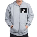 Clock Selection Zipped Hoody