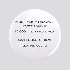 "MM Find a Cure! 3.5"" Button"