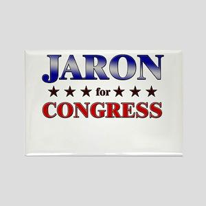 JARON for congress Rectangle Magnet