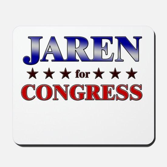 JAREN for congress Mousepad