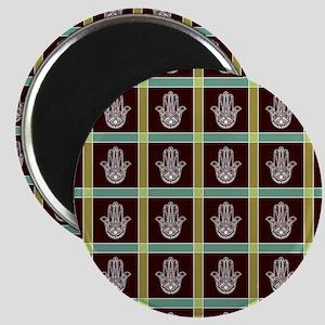 HAMSA PLAID Magnets