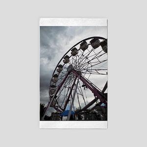 Ferris Wheel Area Rug