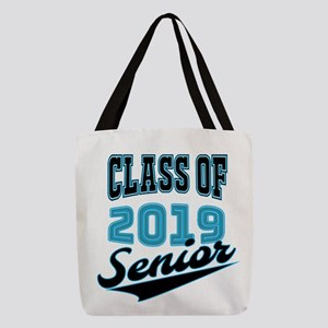 Class of 2019 Senior S Polyester Tote Bag