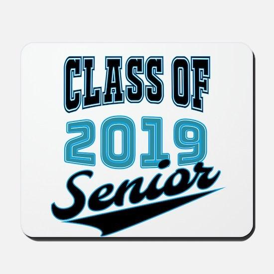 Class of 2019 Senior S Mousepad