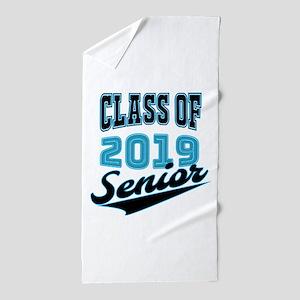 Class of 2019 Senior S Beach Towel