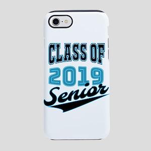 Class of 2019 Senior S iPhone 8/7 Tough Case