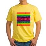 276c. passion Yellow T-Shirt