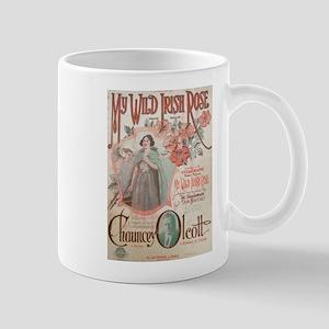 My Wild Irish Rose Large Mugs
