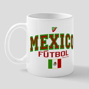 Mexico Futbol/Soccer Mug