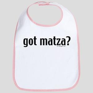 Got Matza? Passover Bib
