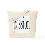 276.passion Tote Bag