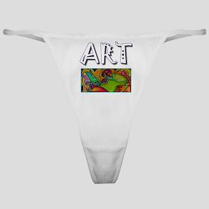 ART, Classic Thong
