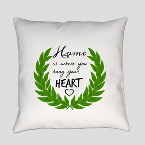 Home quotes Design Everyday Pillow