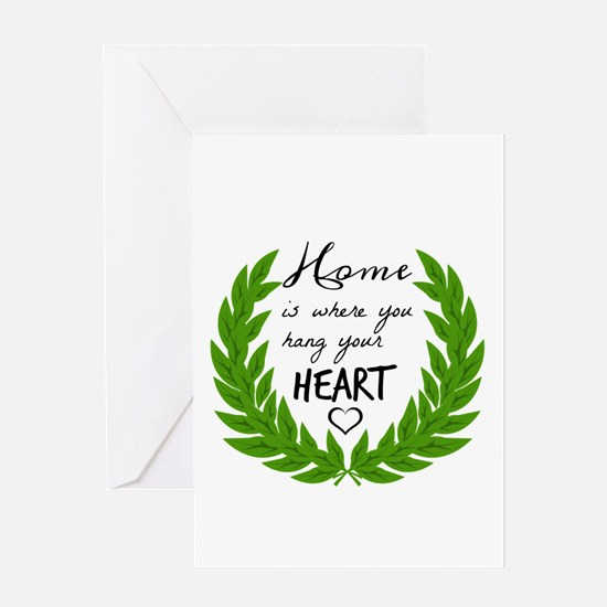Home quotes Design Greeting Cards