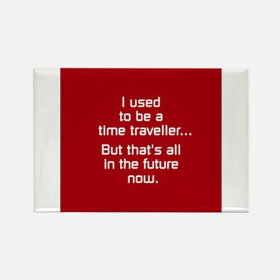 Time Traveller Magnets