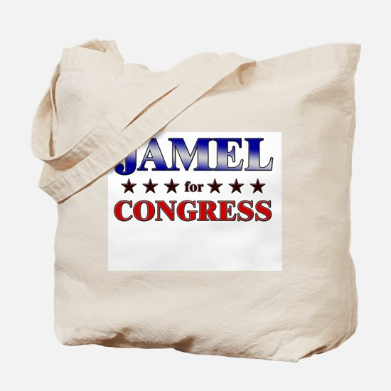 JAMEL for congress Tote Bag