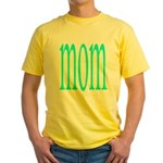 110g.mom Yellow T-Shirt