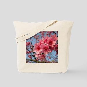 Cherry Blossom Asia Tote Bag