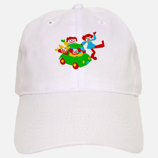 Clown Car Baseball Baseball Cap